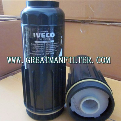 Iveco Oil Filter 2996416 H311w Auto Filter Iveco Filter