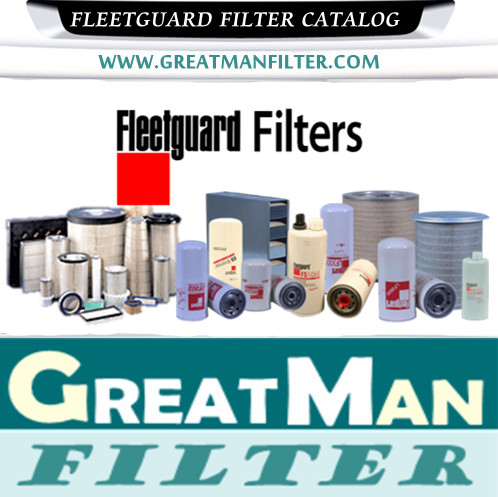 Fleetguard catalogue