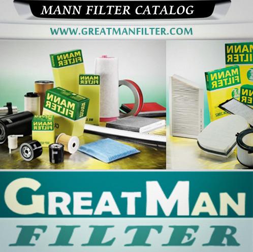 Mann Filter C 30 153//2 Air Filter